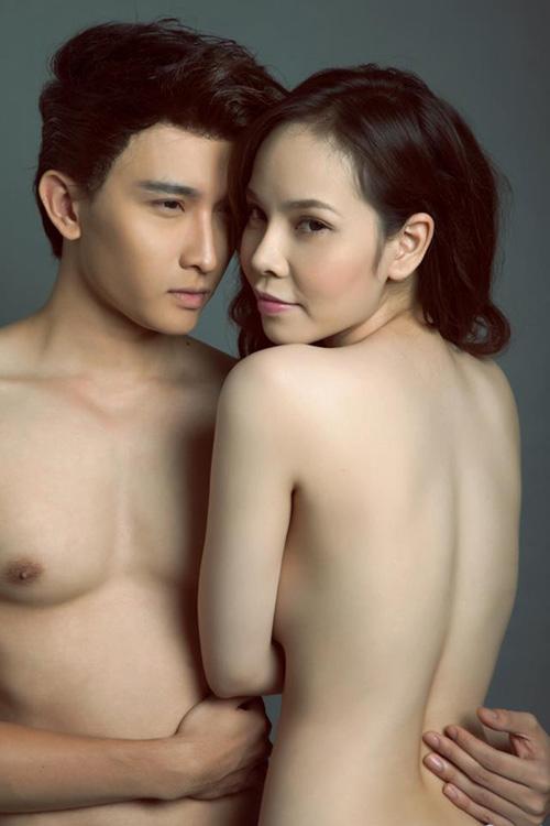 """Ảnh bán nude """"nóng hổi"""" của mỹ nhân Việt - 13"""