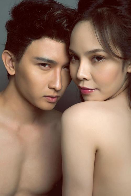 """Ảnh bán nude """"nóng hổi"""" của mỹ nhân Việt - 14"""