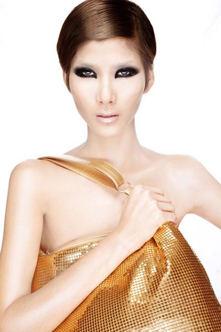 """Ảnh bán nude """"nóng hổi"""" của mỹ nhân Việt - 16"""