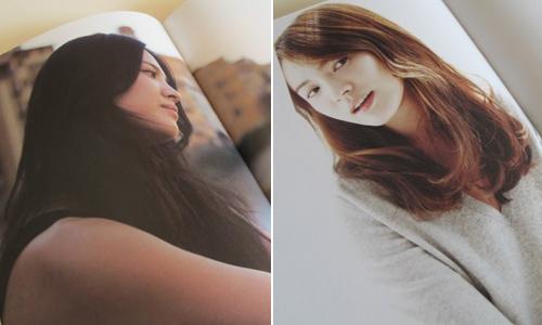 Ảnh chưa công bố của Song Hye Kyo - 11