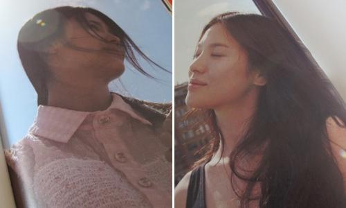 Ảnh chưa công bố của Song Hye Kyo - 12