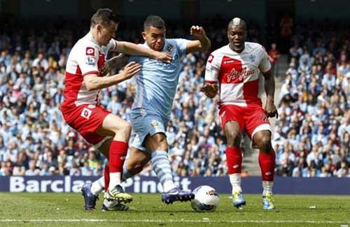 Man City – QPR: Khơi dậy bản năng - 1