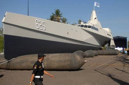 Tàu tàng hình tiên tiến nhất TG của Indonesia - 5