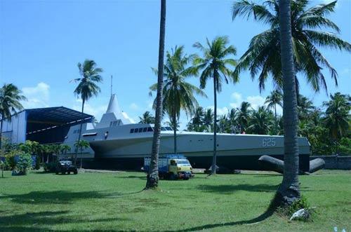Tàu tàng hình tiên tiến nhất TG của Indonesia - 6
