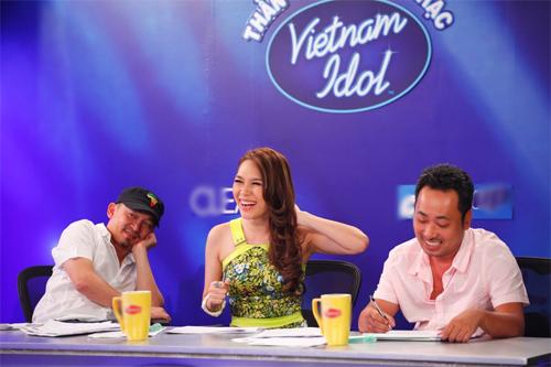"""Mỹ Tâm và khoảnh khắc """"làm màu"""" tại Idol - 10"""
