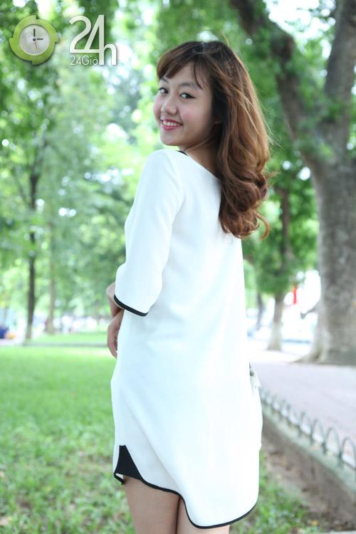 Chiều lòng phái đẹp với váy suông đơn sắc - 2