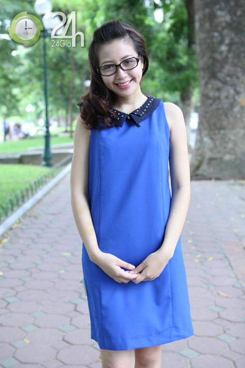Chiều lòng phái đẹp với váy suông đơn sắc - 5