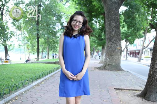 Chiều lòng phái đẹp với váy suông đơn sắc - 6