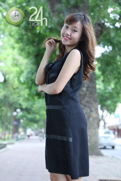 Chiều lòng phái đẹp với váy suông đơn sắc - 9