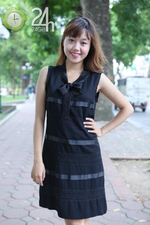 Chiều lòng phái đẹp với váy suông đơn sắc - 10