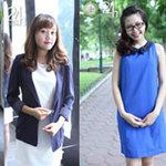 Thời trang - Chiều lòng phái đẹp với váy suông đơn sắc