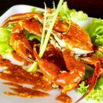 Ẩm thực - Cua xốt ớt Singapore: sức mạnh gia vị!