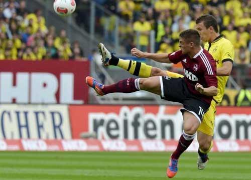 Nurnberg – Dortmund: Gian khó - 1
