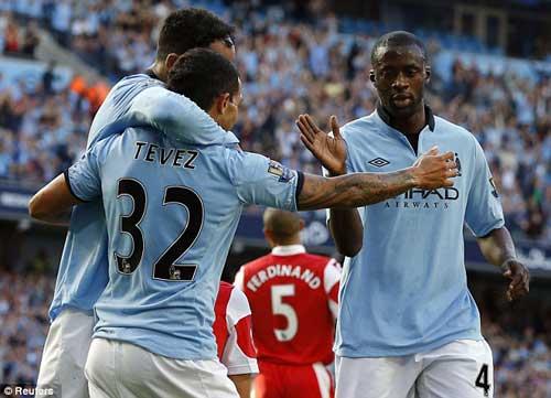Man City – QPR: Đẳng cấp ngôi sao - 1