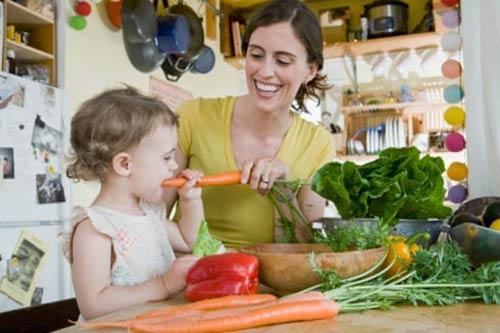 Những điều nên và không nên khi ăn rau quả - 1