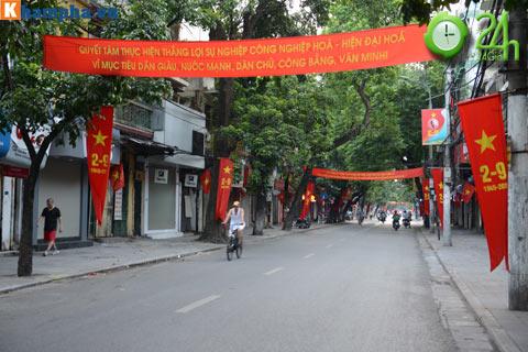 Hà Nội thanh bình ngày Quốc khánh - 8