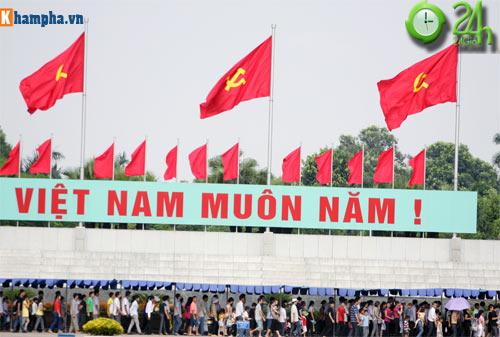 Hà Nội thanh bình ngày Quốc khánh - 11