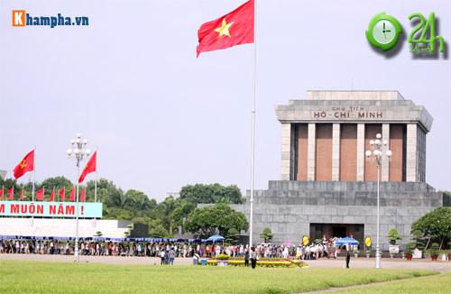 Hà Nội thanh bình ngày Quốc khánh - 10