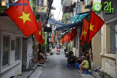 Hà Nội thanh bình ngày Quốc khánh - 7