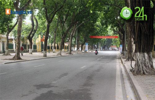 Hà Nội thanh bình ngày Quốc khánh - 9