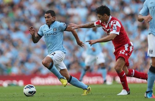 Hậu Man City - QPR: Gót chân Achilles của gã khổng lồ - 1