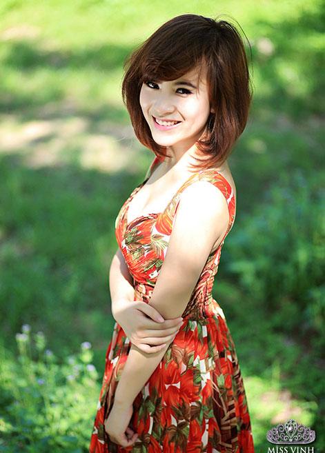Thiếu nữ Vinh khoe vẻ đẹp căng tràn - 17