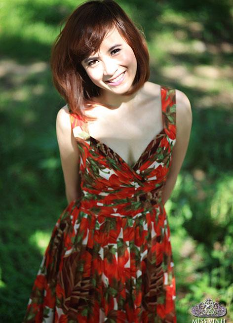 Thiếu nữ Vinh khoe vẻ đẹp căng tràn - 19