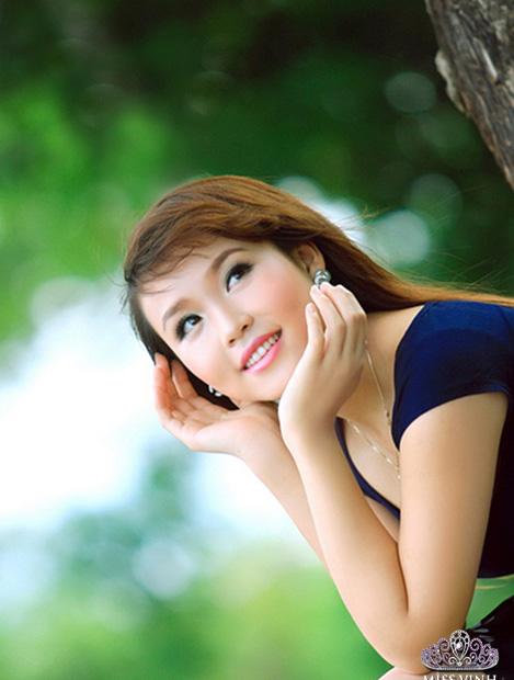 Thiếu nữ Vinh khoe vẻ đẹp căng tràn - 15