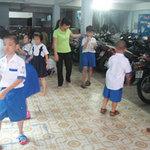 Giáo dục - du học - Tủi phận trường nghèo