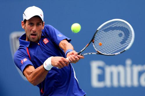 Djokovic – Benneteau: Bước chân thần tốc - 1