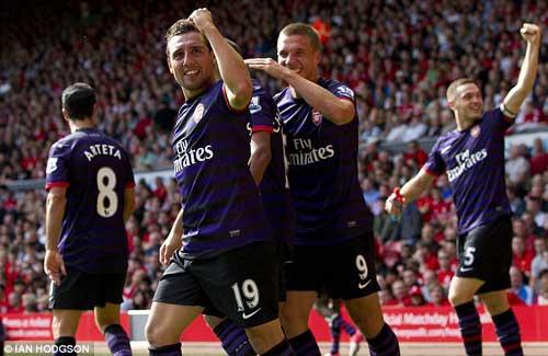 Arsenal: Điều còn mãi - 1