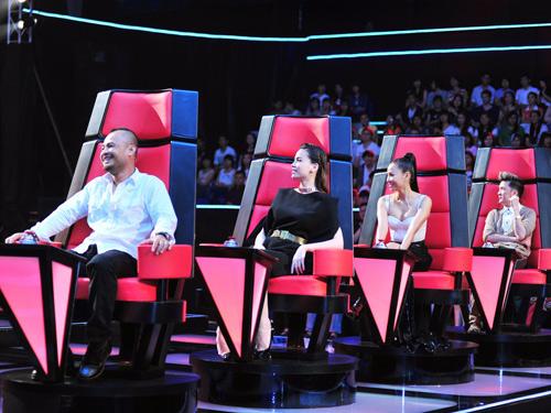 The Voice - Vietnam Idol: Cuộc chiến gay cấn - 1