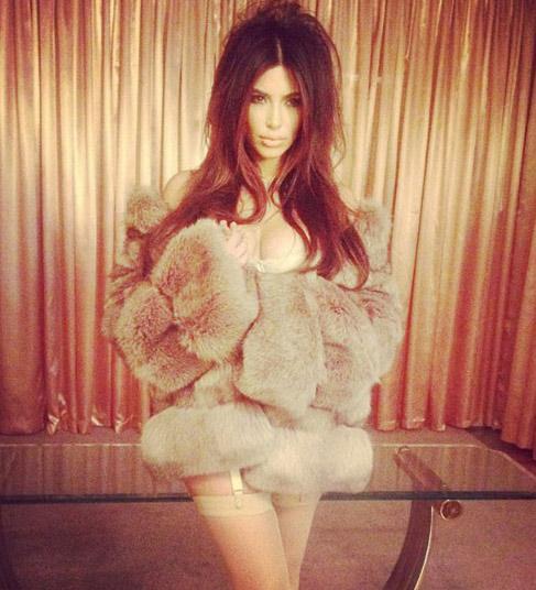 """20 bức hình """"hư thân"""" của siêu vòng 3, Phim, Kim Kardashian, Co nang sieu vong ba, gai hu hollywood, ngoi sao truyen hinh thuc te, vong ba khung, dien vien"""