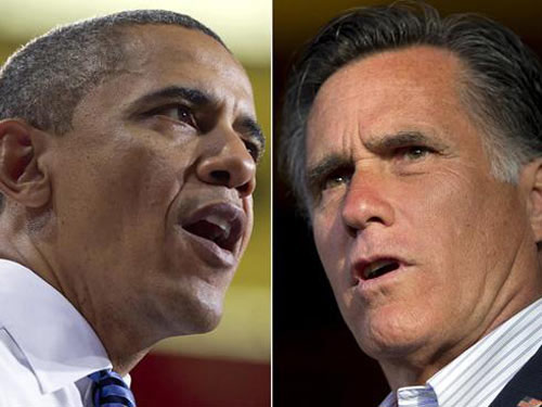 Obama và Romney chỉ trích nhau - 1