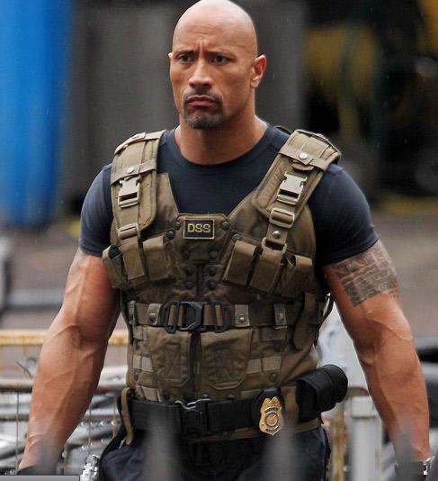 Diễn viên thành người hùng bắt trộm, Phim, The Rock, Dwayne Johnson,The fast and furious, ngoi sao hanh dong, canh sat, FBI, phim dien anh, tin tuc