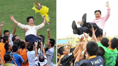 Chấn chỉnh bóng đá Việt từ nóc - 1