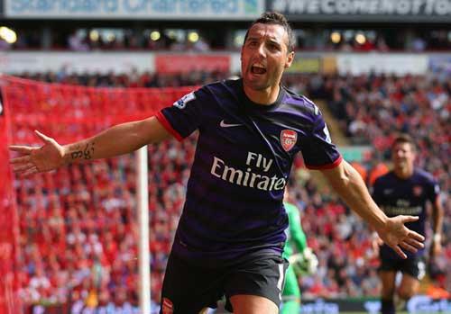 Arsenal: Chiến thắng của hàng tiền vệ - 2