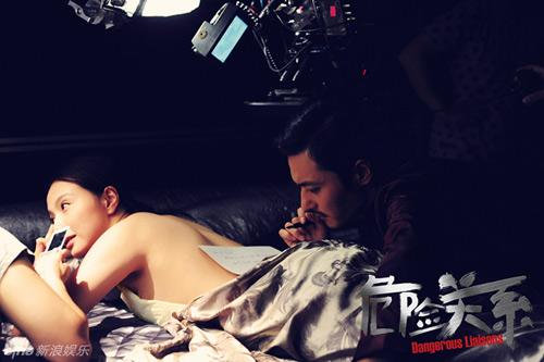 18 cảnh nóng của Jang Dong Gun, Phim, canh nong jang dong gun, quan he nguy hiem, Dangerous Liaisons, jang dong gun, canh nong, truong ba chi, chuong tu di, 18 canh nong, bae jong joon, tin tuc