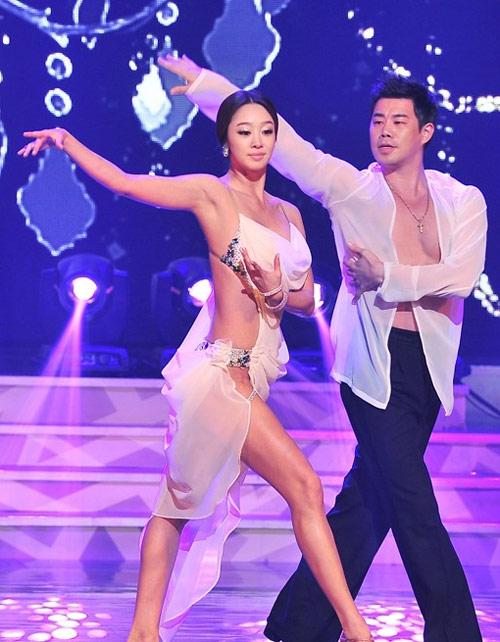 """Sao Hàn sexy """"dậy sóng"""" lễ trao giải - 7"""