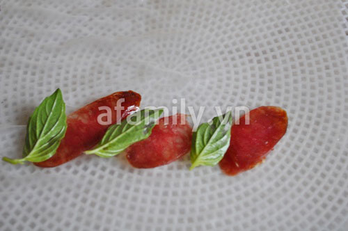 Bò bía - món ăn vặt nổi tiếng miền Nam - 9