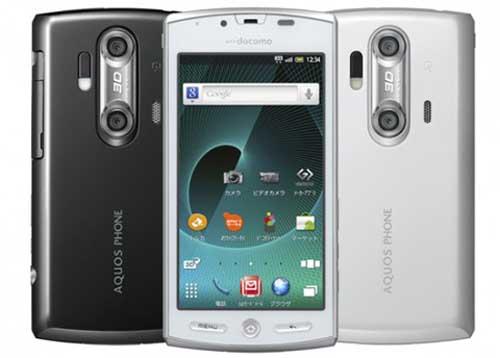 """5 điện thoại Nhật """"đỉnh"""" về công nghệ - 4"""