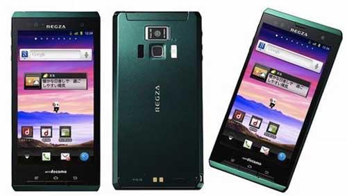 """5 điện thoại Nhật """"đỉnh"""" về công nghệ - 5"""