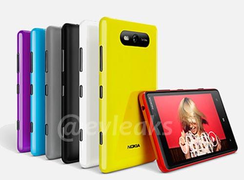 Tin đồn Lumia 920, Lumia 820 trước giờ G - 2