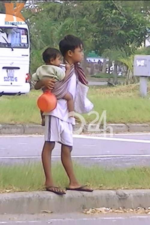 Cận cảnh nạn chăn dắt trẻ tại TP.HCM - 2