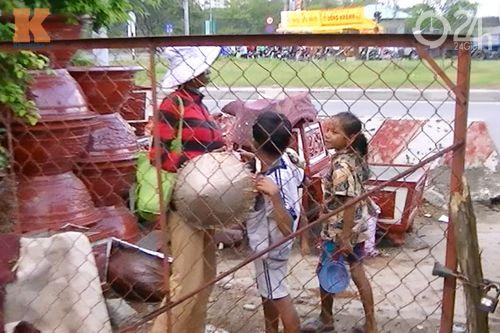 Cận cảnh nạn chăn dắt trẻ tại TP.HCM - 7