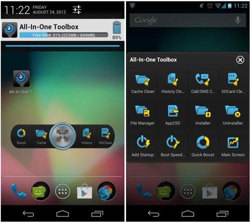 Giảm hao pin cho thiết bị chạy Android - 3