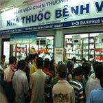 Thị trường - Tiêu dùng - Giá thuốc lại tăng chóng mặt