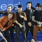 Ca nhạc - MTV - Backstreet Boys tái hợp sau 6 năm