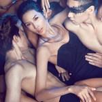 Thời trang - Hoàng Thùy mượn ý tưởng Jennifer Lopez
