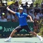 Thể thao - Tay vợt Lý Hoàng Nam đoạt cú đúp danh hiệu ITF trên sân nhà